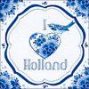 Servetten Holland